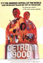 Detroit Heat (1973) afişi