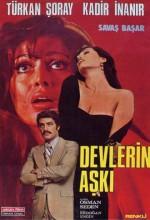 Devlerin Aşkı (1976) afişi