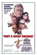 Devlerin Gölgesi (1966) afişi