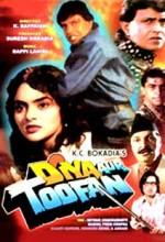 Diya Aur Toofan (1995) afişi