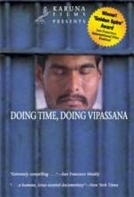 Doing Time, Doing Vipassana (1997) afişi