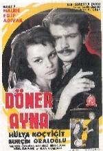 Döner Ayna (1964) afişi