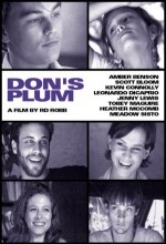 Don's Plum (2001) afişi