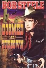 Doomed At Sundown (1937) afişi