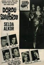 Dördü De Seviyordu (1967) afişi