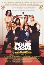 Dört Oda (1995) afişi