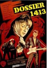Dossier 1413 (1962) afişi
