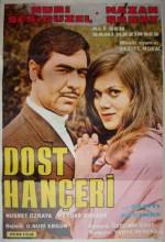 Dost Hançeri (1969) afişi