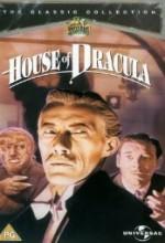 Dracula'nın Evi (1945) afişi