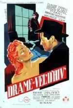 Drame Au Vel'd'hiv' (1949) afişi