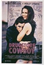 Drugstore Cowboy (1989) afişi