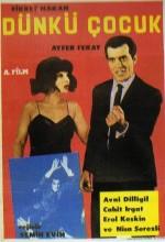 Dünkü Çocuk (1965) afişi