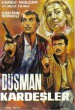 Düşman Kardeşler (1965) afişi