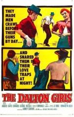 Dalton Kızları (1957) afişi