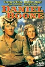 Daniel Boone (1936) afişi