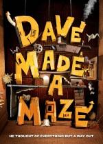 Dave Made a Maze (2017) afişi