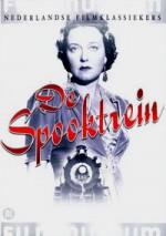 De spooktrein (1939) afişi