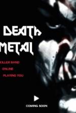 Death Metal (2015) afişi
