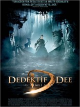 Dedektif Dee ve Gizemli Alev (2010) afişi