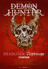 Demon Hunter (ı) (2012) afişi