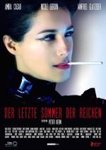 Der letzte Sommer der Reichen (2015) afişi