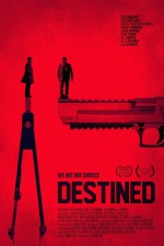 Destined (2016) afişi