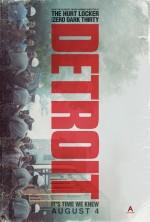Detroit (2017) afişi