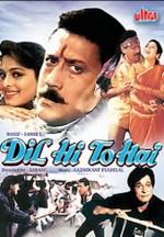 Dil Hi To Hai (1992) afişi