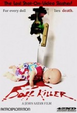 Doll Killer (2013) afişi