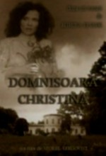 Domnisoara Christina (1992) afişi