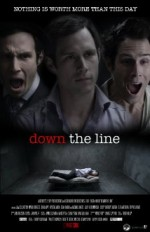 Down the Line (2013) afişi