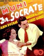 Dr. Socrates (1935) afişi