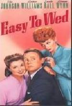 Easy To Wed (1946) afişi