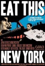 Eat This New York (2004) afişi