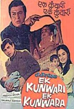 Ek Kunwari Ek Kunwara (1973) afişi