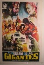 El Desafio De Los Gigantes (1965) afişi