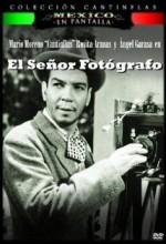 El Señor Fotógrafo (1953) afişi