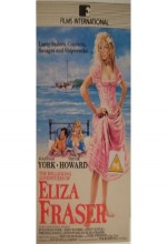 Eliza Fraser (1976) afişi