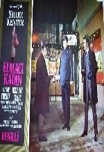 Elmacı Kadın(ı) (1971) afişi