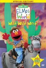Elmo's World: The Wild Wild West (2001) afişi