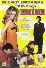 Emine (1971) afişi