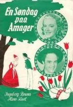 En Søndag På Amager (1941) afişi