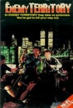 Enemy Territory (1987) afişi