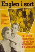 Englen I Sort (1957) afişi