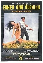 Erkek Gibi Ölenler (1970) afişi
