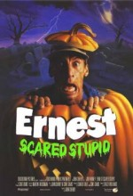 Ernest Scared Stupid (1991) afişi