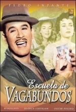 Escuela De Vagabundos (1955) afişi