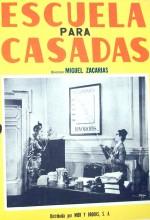 Escuela Para Casadas (1949) afişi