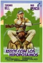 Estoy Con Los Hipopótamos (1979) afişi