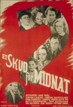 Et Skud Før Midnat (1942) afişi